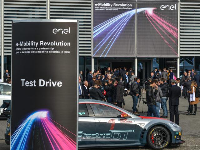ENEL e-Mobility Revolution
